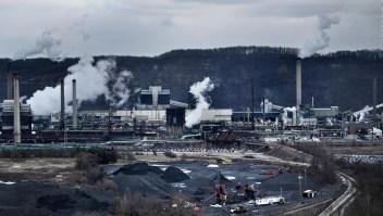 La energía de carbón aumenta en EE.UU.