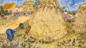 Subastan pintura de Van Gogh cotizada en US$ 30 millones