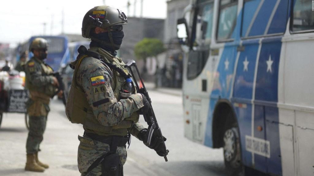Ecuador en estado de excepción, ¿será suficiente?