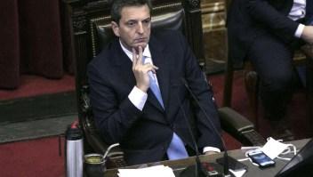Massa y su propuesta para levantar la economía argentina