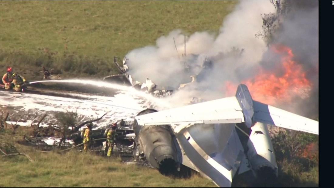 5 cosas: se estrella un avión cerca de Houston