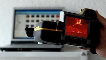 ¿Para qué sirve la tecnología en los volcanes?