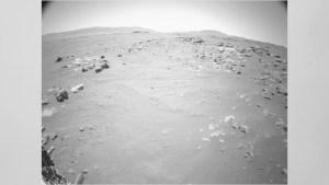 Perseverance graba un video increíble recorriendo Marte