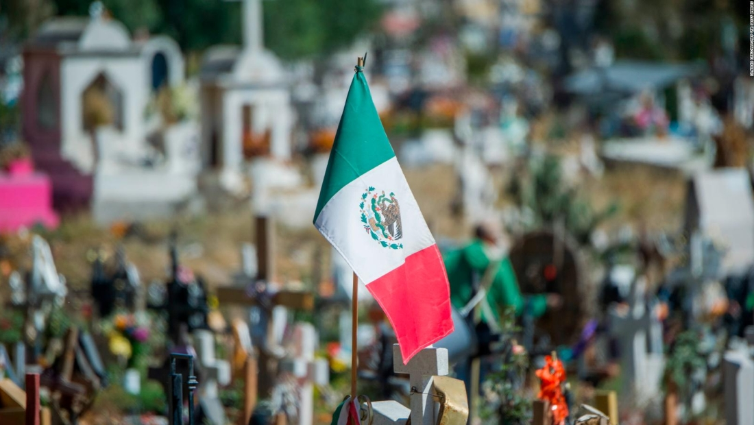 México tendría 500.000 muertos por covid, según experto