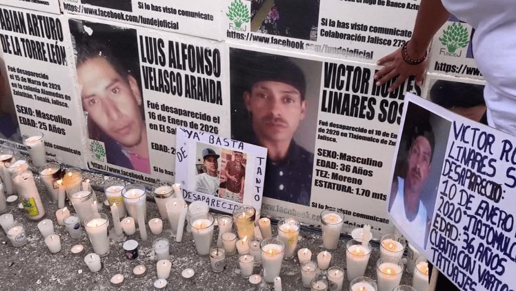 La dura realidad de las desapariciones en México