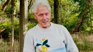Bill Clinton agradece el interés por su salud