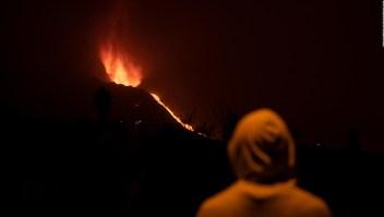 El conmovedor relato de una evacuada en La Palma