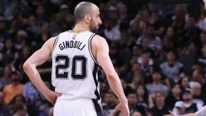 ¿Es escandaloso que Ginóbili no esté en los 75 de la NBA?