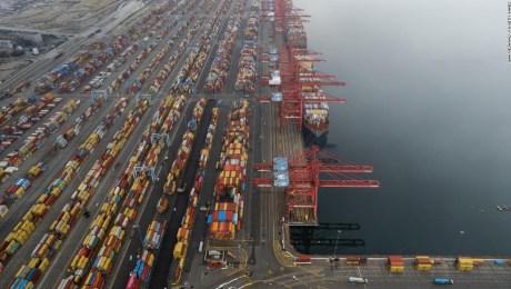 puerto suministro