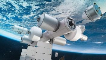 Jeff Bezos quiere crear una estación espacial de turismo