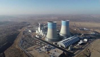 China apunta a reducir el uso de la energía fósil