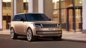 Así es el nuevo y rediseñado Range Rover