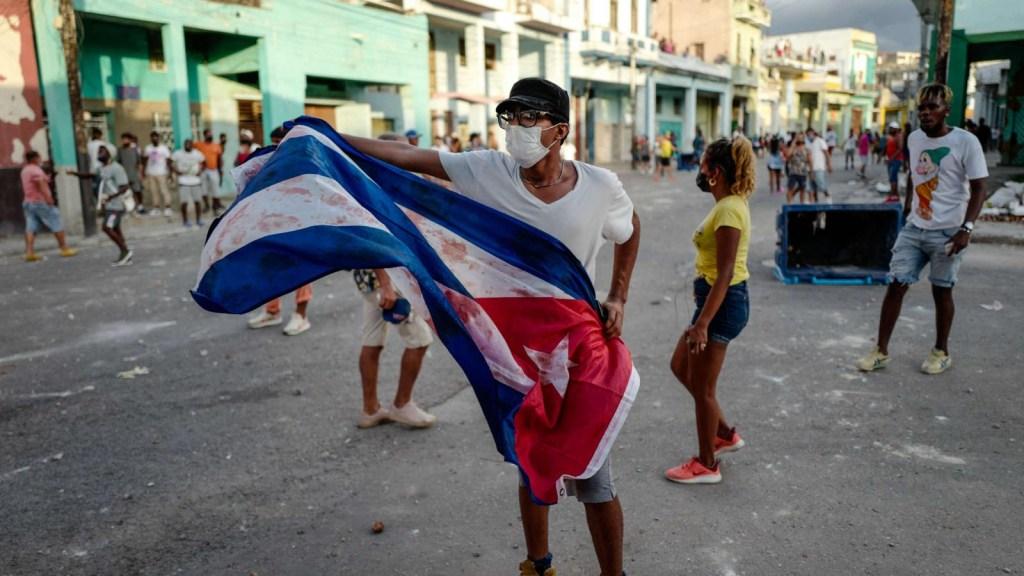 Cilano: Reprimir, lo único que le queda al gobierno cubano