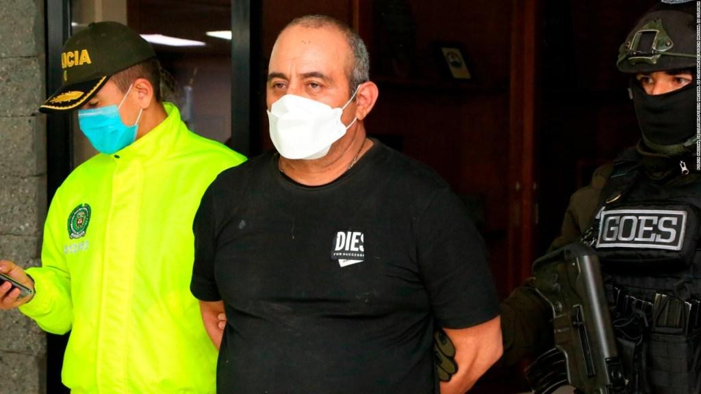 """La extradición de """"Otoniel"""" a EE.UU. podría demorarse"""