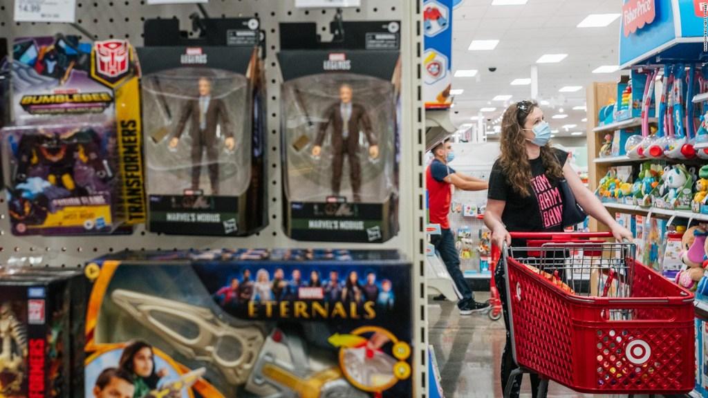 Repunta la confianza de los consumidores en EE.UU. en octubre