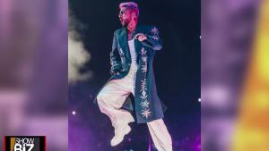 Emotivo mensaje de Maluma para despedirse de su gira en EE.UU.