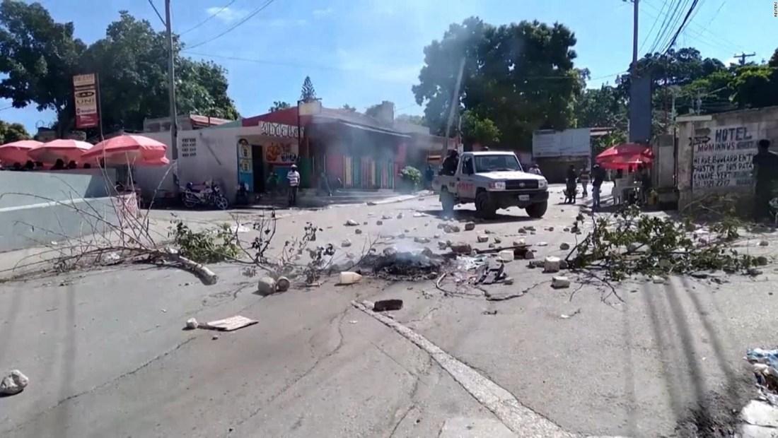 Así controlan la gasolina las pandillas en Haití