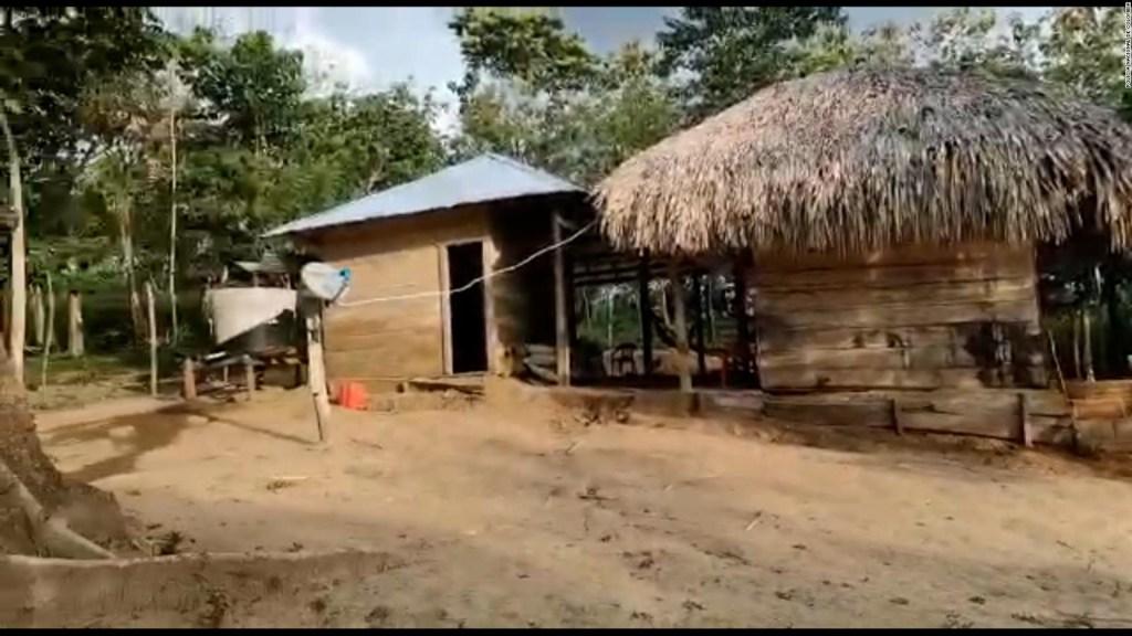 Acá se escondía el narco más buscado de Colombia