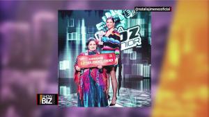 María Nelfi y Natalia Jiménez ganan La Voz Sénior