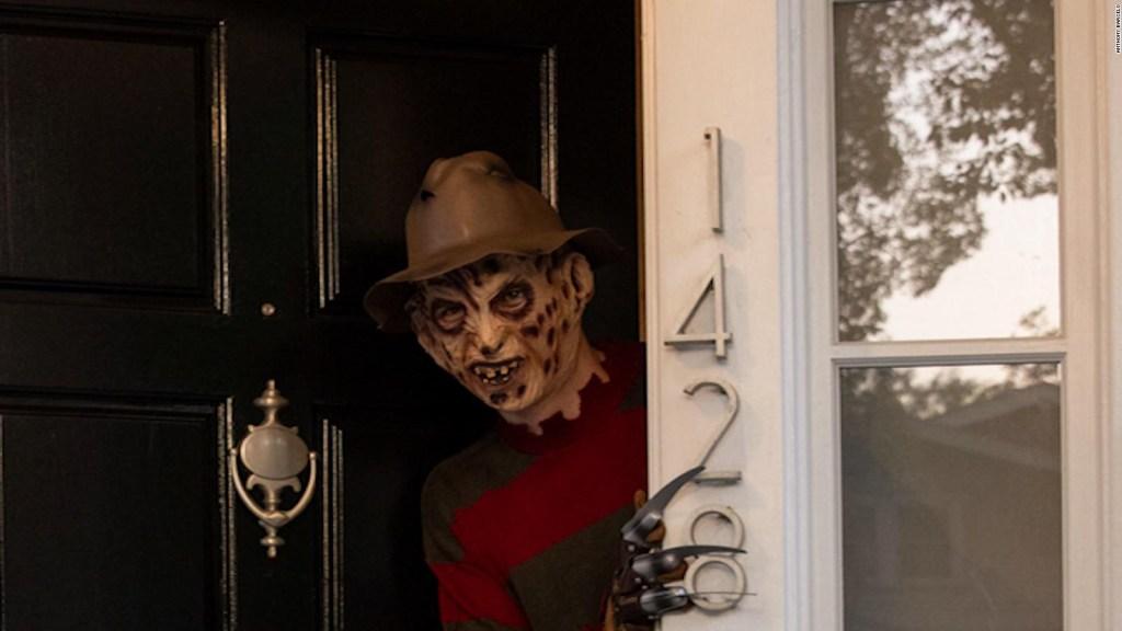 Freddy Krueger vende su mansión de la película