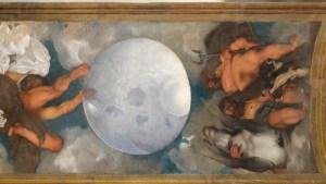 Villa con el único mural de Caravaggio sale a subasta
