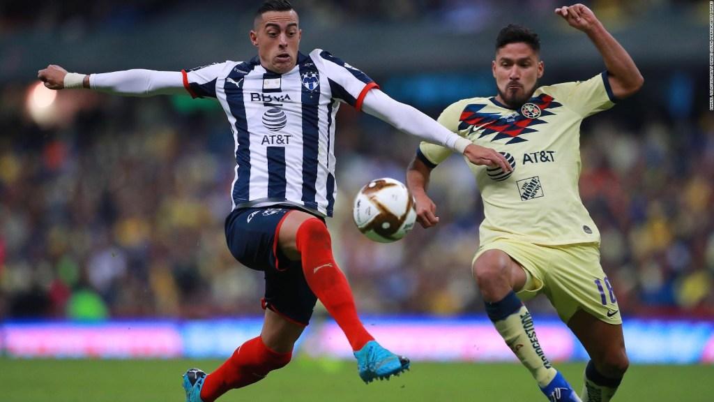Liga de Campeones: esperada final entre Águilas y Rayados