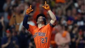 Los Astros despertaron para nivelar la Serie Mundial