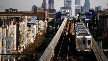 train Filadelfia