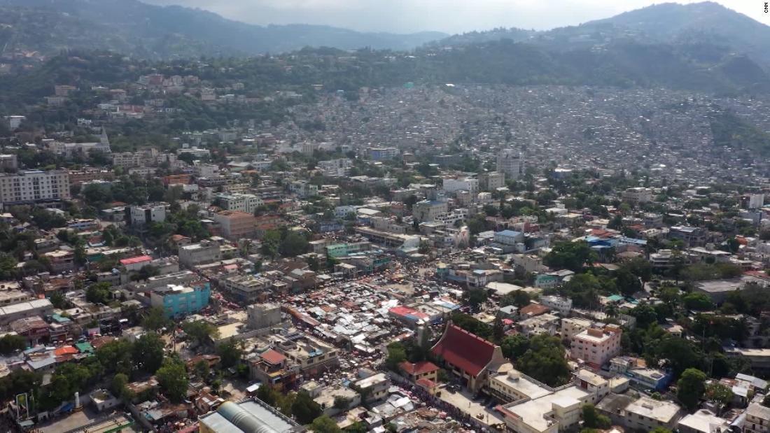 misioneros Haití