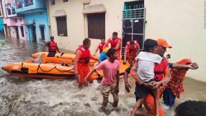 inundaciones India