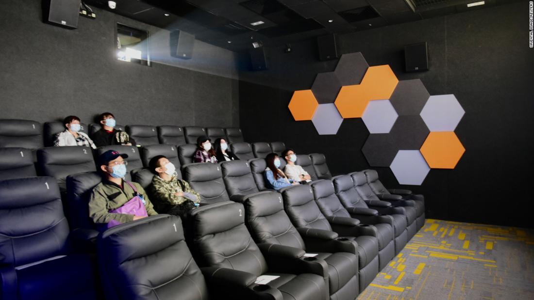 Hong Kong cine