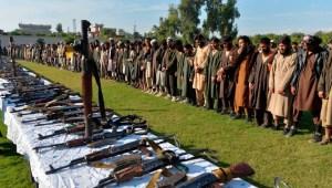 Afganistán ISIS