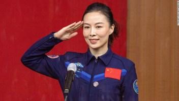 China astronauta