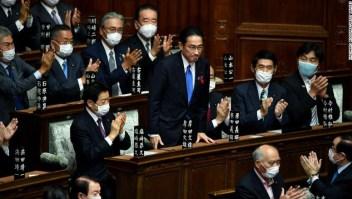 Fumio Kishida Japón