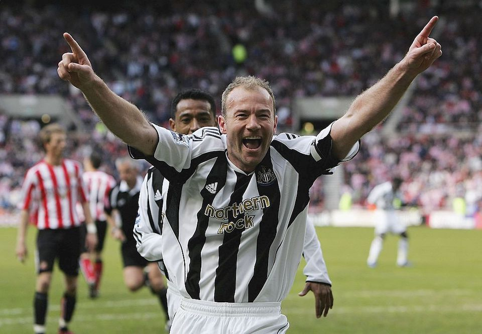 Newcastle Alan Shearer