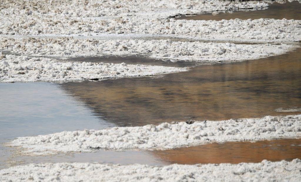 California sufre una sequía extrema