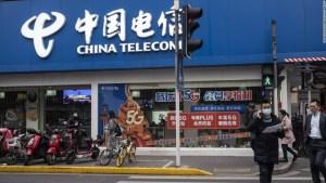 China Telecom ya no podrá operar en Estados Unidos
