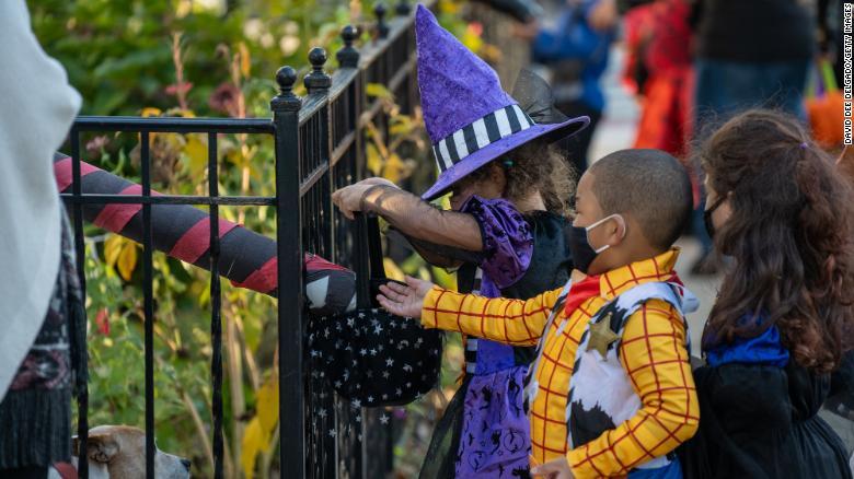 Halloween durante el covid-19