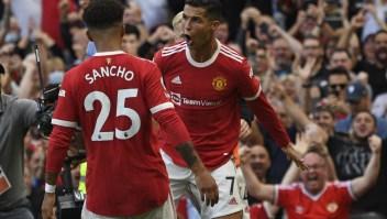 Juega el Manchester United de Cristiano Ronaldo por Champions League.