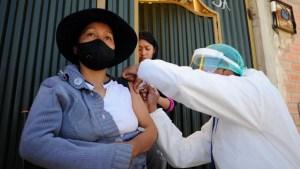 Covid Latinoamérica vacunación