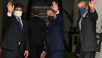 Presidentes de Panamá, Costa Rica y República Dominicana piden acciones concretas sobre Haití y se refieren a situación de Nicaragua