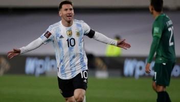 Lionel Messi estará presente en la nueva jornada de las Eliminatorias Sudamericanas