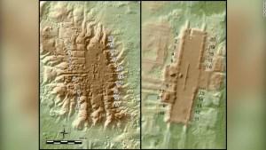 Antiguos yacimientos olmeca descubiertos en México