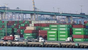 El puerto de Los Ángeles operará las 24 horas, toda la semana.