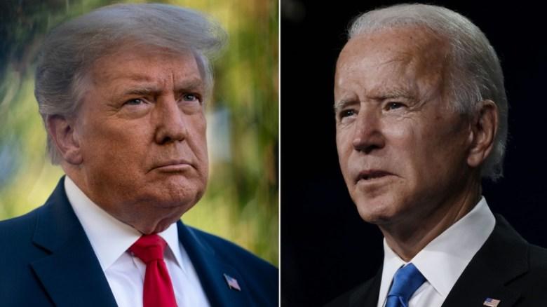 Biden y Trump vuelven a enfrentarse