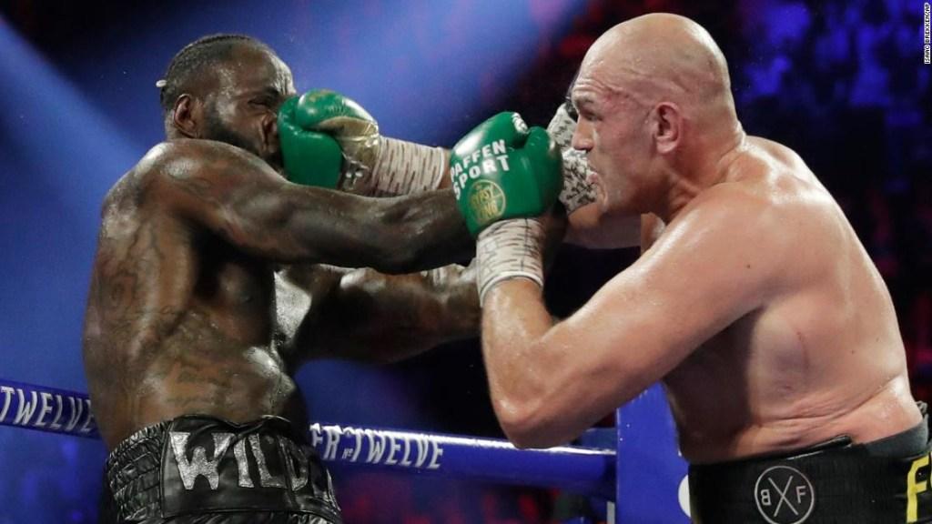 Tyson Fury vs. Deontay Wilder: ¿Cómo ver la pelea de la trilogía entre las estrellas de peso pesado?