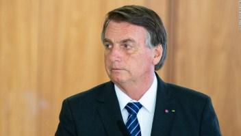 Bolsonaro Senado Brasil retiran recomendaciones cargos homicidios