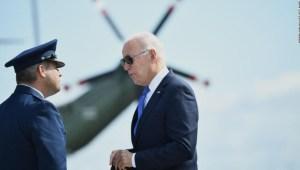 Joe Biden Foro CNN jueves 21 de octubre