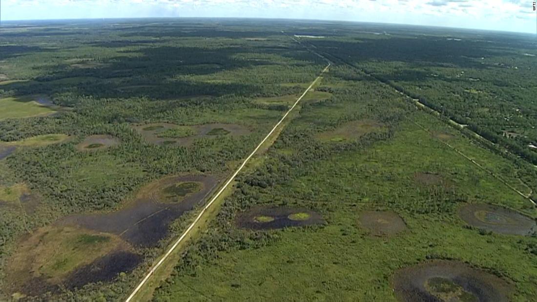 Surgen nuevos detalles de los movimientos de Brian Laundrie mientras las autoridades encuentran un campamento reciente en una reserva de Florida