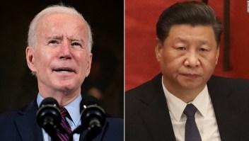 Biden y el presidente de China, Xi Jinping, acuerdan en principio celebrar reunión virtual